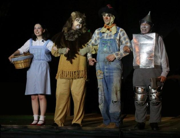 Wizard Of Oz Stars