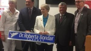 <b>REPLAY:</b> Dr. Roberta Bondar receives key to the city