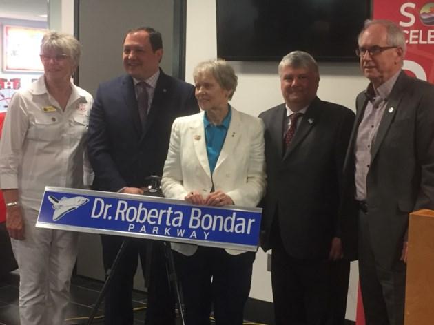 20170630 Dr Roberta Bondar Parkway Derek Turner