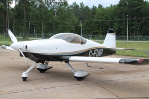 VIDEO: Local pilot finishes building plane, takes us for a flight