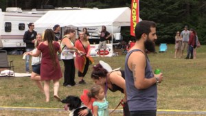 VIDEO: Good vibes at Northern Vibe