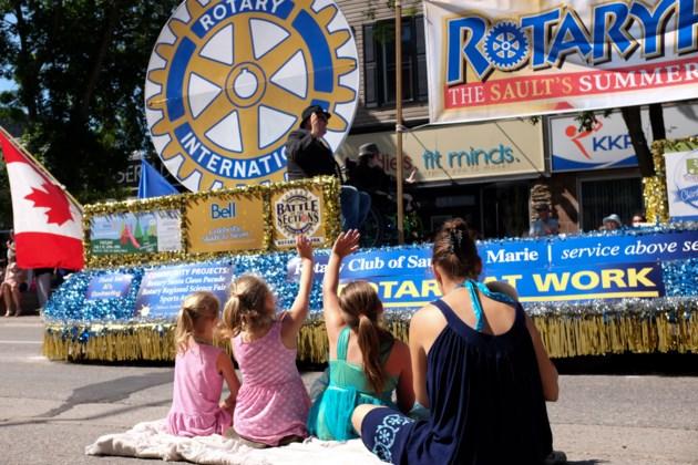2016 - 07 - 16 - Rotary Fest Parade- Klassen-14