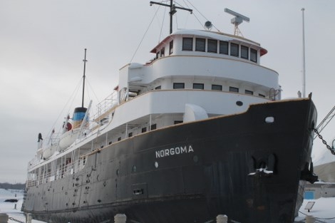 What will the Norgoma's fate be?