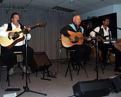 George Lonsbury Jr,, Larry Mercey, Al Alderson - Larry Mercey Trio