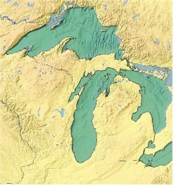 GreatLakesSurfaceMap
