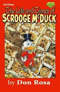 ScroogeDuckComic