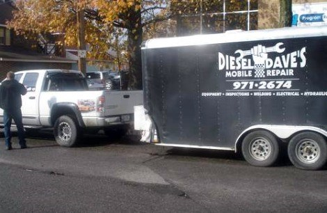 Diesel Dave Got Dinged 7 Photos Sootoday Com