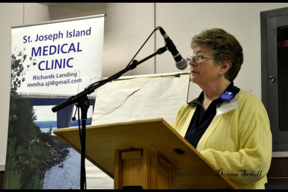 Matthews Memorial Hospital St Joseph Island