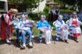 Former rest home Juhannus crowner is now a queen herself<b> (11 photos, video)</b>