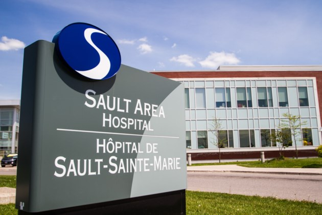 Sault Area Hospital stock-2