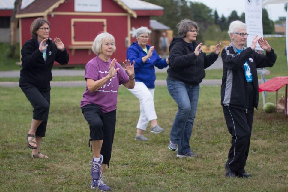 Local Taoist Tai Chi practictioners celebrate 30 years ...