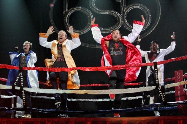 2008-08-27 Backstreet Boys DMH Essar Anniversary