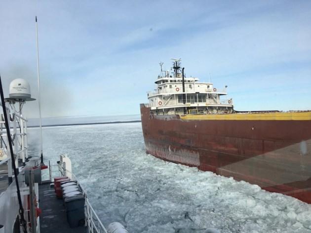 Coast Guard Cutter Suffers Engine Failure