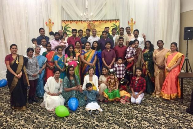 2019-04-14 Sault Tamil Community