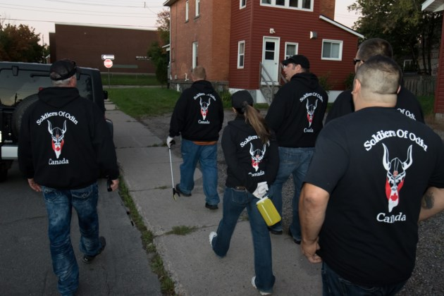 Controversial 39 Patrol 39 Group Soldiers Of Odin Now Walks