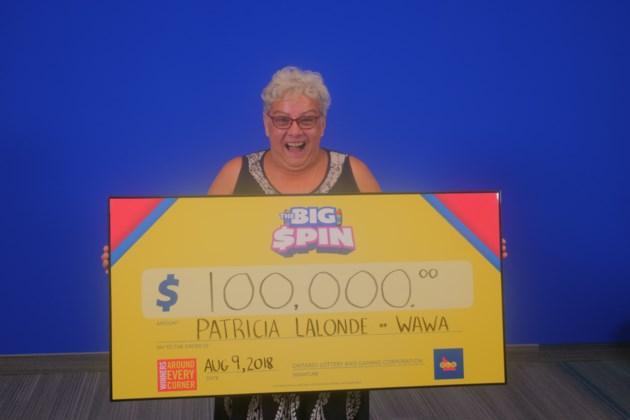 08-09-18 Patricia Lalonde of Wawa OLG