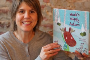This local author's book will wiggle it's way into children's hearts