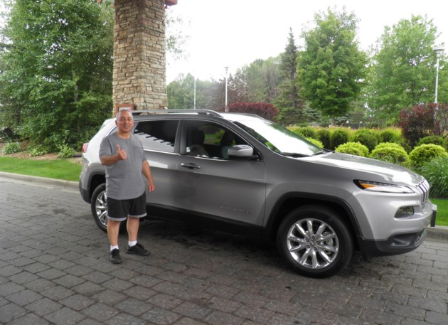 If you see Angelo driving his brand new Jeep, give him a wave - SooToday.com
