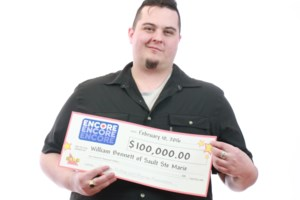 Local musician wins $100,000