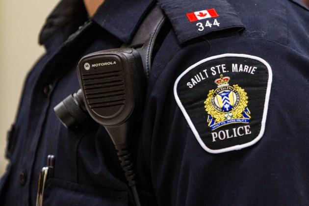 2017-04-28 Sault Police Patch DMH-1