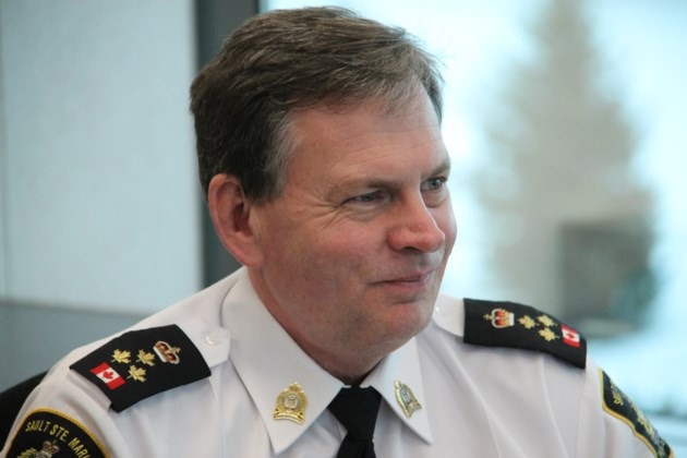 Sault Police Chief May Carry The Torch 2 Photos