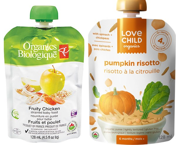 Organic Baby Food Recalled Due To Potential Spoilage Sootoday