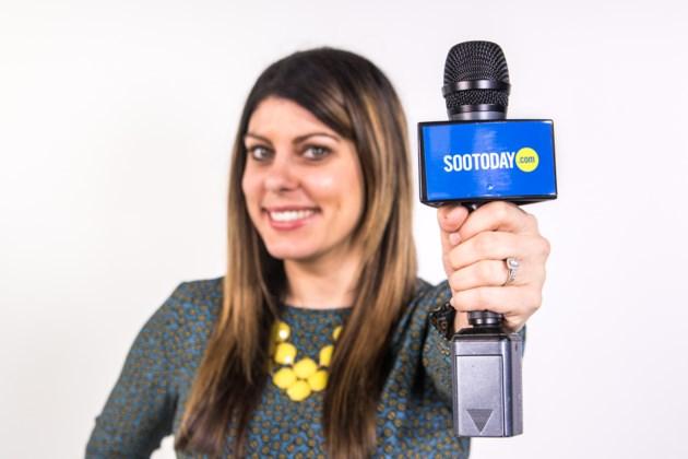 Jasmyn SooToday mic