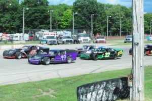 Kinross set for busy day of racing