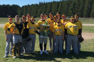 Soo Night Hawks compete in first annual Border Wars Baseball Tournament