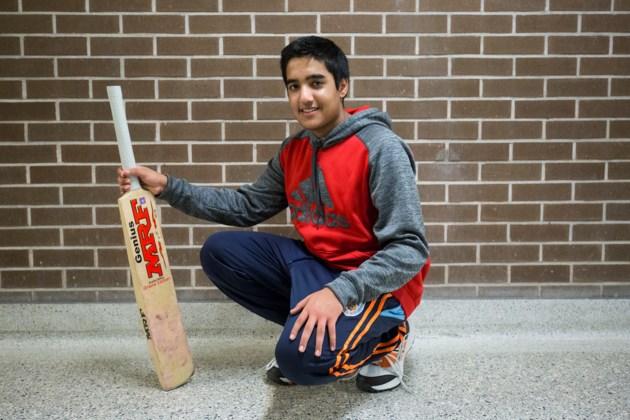 20170228 Arsh Marwah Cricket KA