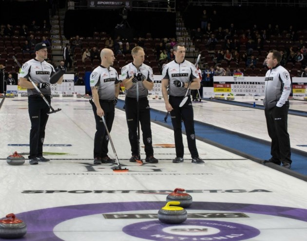 Field set for Grand Slam stop in Sault - SooToday.com