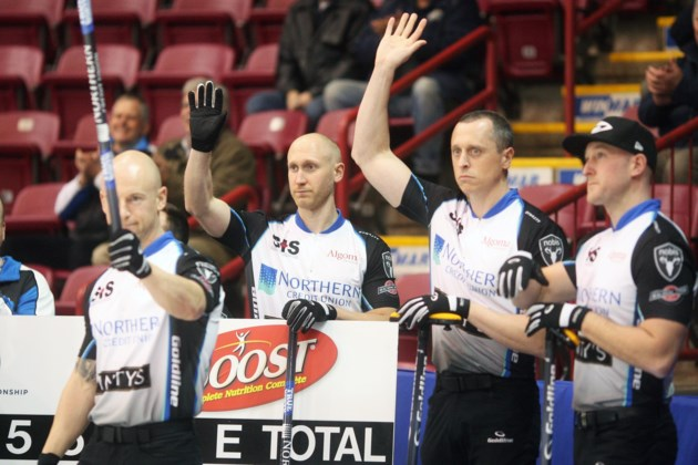 2016-12-09 Team Jacobs Grand Slam of Curling KA
