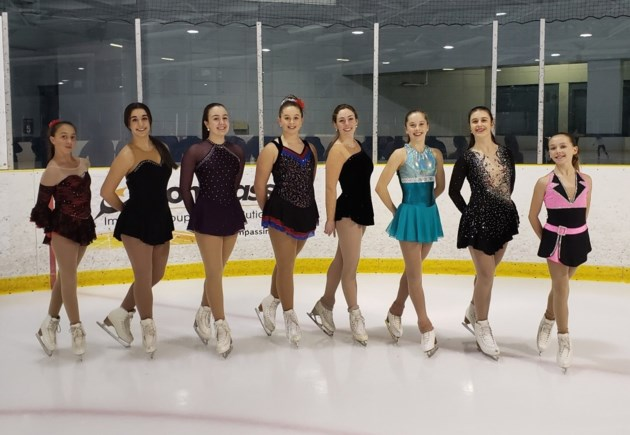 2019-03-08 Lake Superior Figure Skating Club