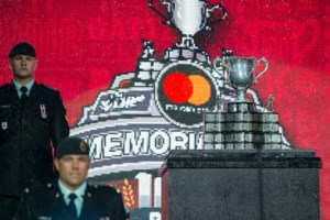 Titan hold on for Memorial Cup win