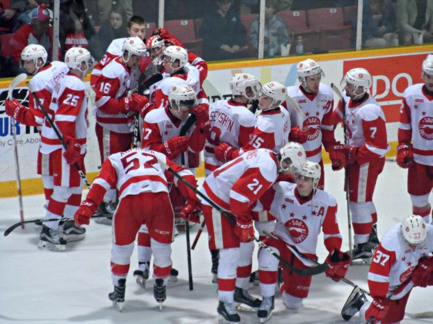 2017-04-16 Greyhounds at Owen Sound SG