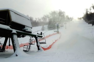 Searchmont Resort closed due to warm weather