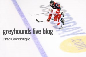 <b>Live Blog:</b> Soo Greyhounds vs. Saginaw Spirit