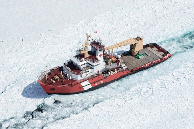 Shipping season expected to open around March 27