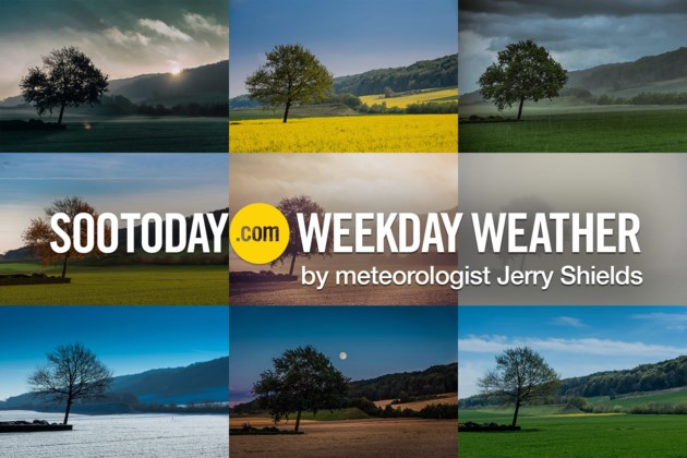 Western's Weather Wrap: Nice Sunday Here, while Irma Hits Florida