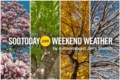 <b>Weekend Outlook:</b> Unprecedented start to fall brings the warmest weekend of 2017