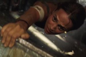 <b>Movie Review:</b> Tomb Raider
