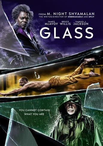 M. Night Shyamalan's Glass is now out on 4K Ultra HD, Blu-ray, Digital and DVD.