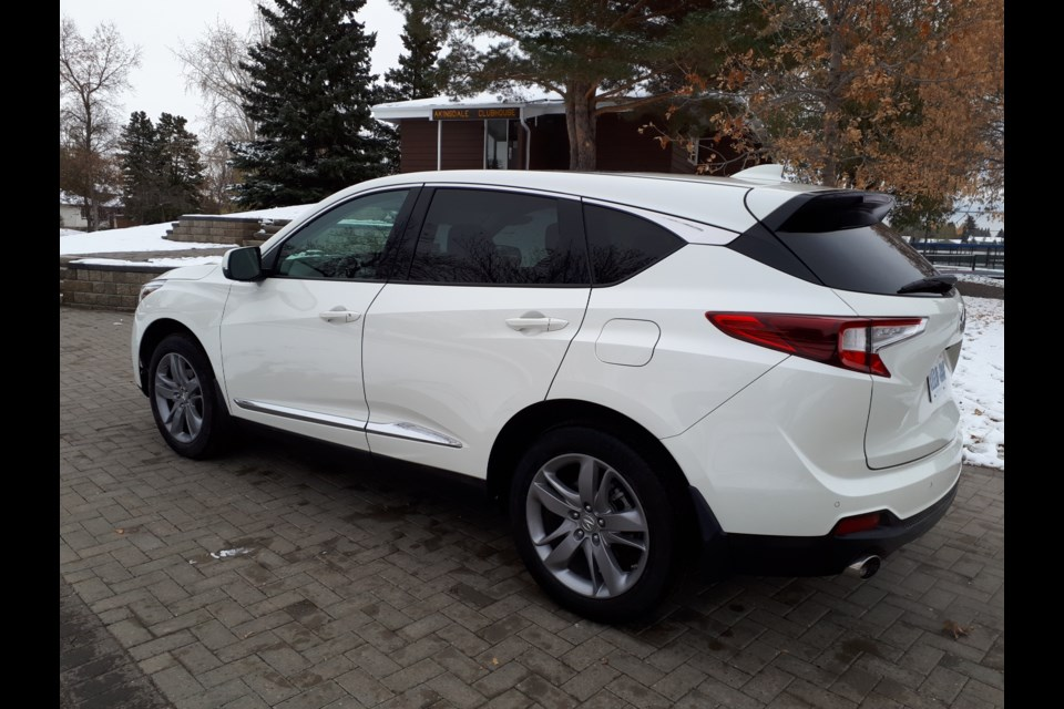 The redesigned 2019 Acura RDX is a very capable CUV that offers performance, comfort and utility with a bit of tasteful luxury. GARRY MELNYK/Photo