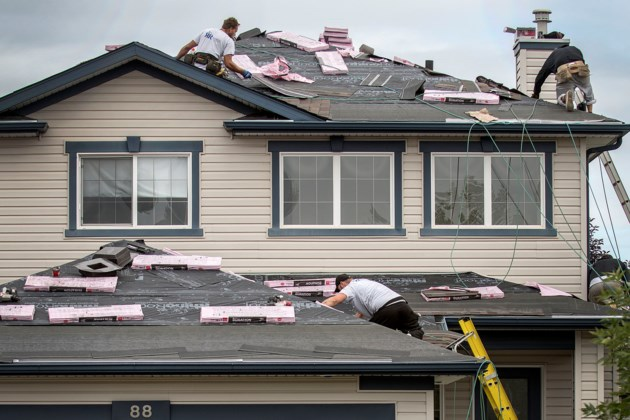 A Gift Roof Couldn T Come At A Better Time Stalberttoday Ca