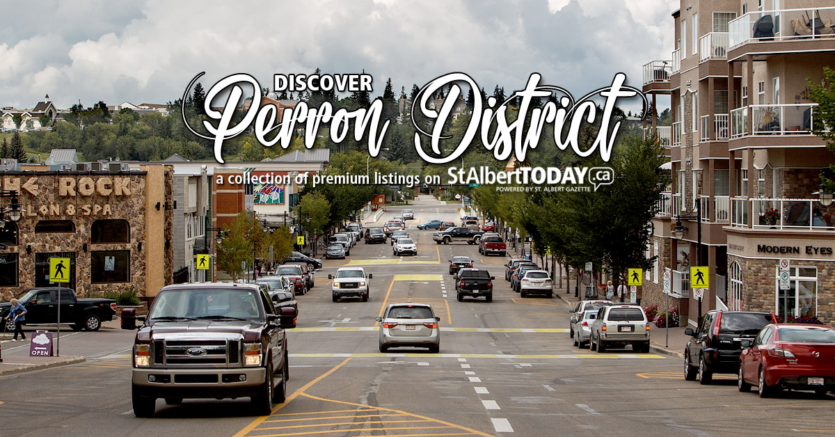 Discover Perron District