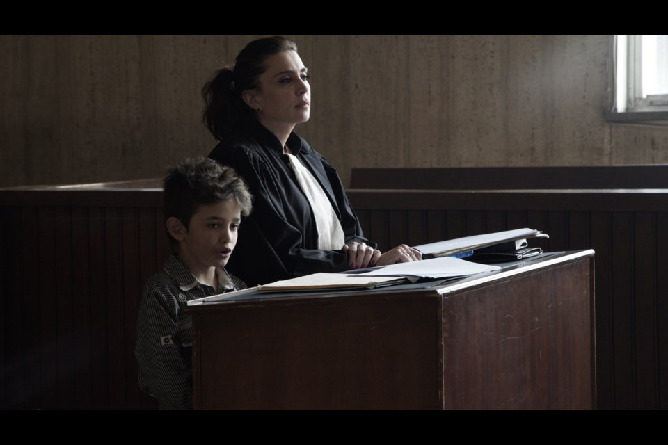 In Capernaum, young Zain (Zain al Rafeea) sues his parents for giving him life, after he is convicted for stabbing a man. MONGREL MEDIA/Photo