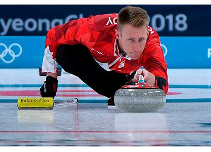 GREAT ONE – Marc Kennedy of St. Albert led the voting for the men's second position for Canada's Greatest Curlers. The three-time Brier winner in eight trips to the Canadian curling classic, two-time world champion, 2010 Olympic gold medallist and St. Albert Curling Club wall of fame inductee received 18 first-place votes from a TSN panel comprised of 31 curling personalities, including broadcasters, reporters and elite-level curlers. Kennedy, 37, took the season off from competitive curling to heal a hip injury. The quarterback for the St. Albert Storm while attending Paul Kane High School is also hosting the fourth annual Marc Kennedy Junior Classic, March 20 to 24 at the St. Albert and Crestwood curling clubs. 