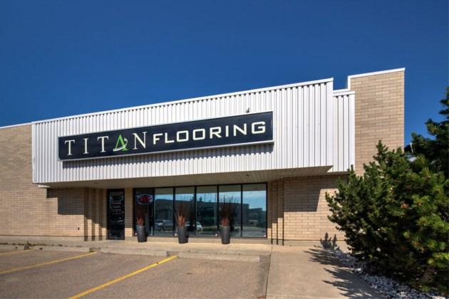 Titan Flooring Photo
