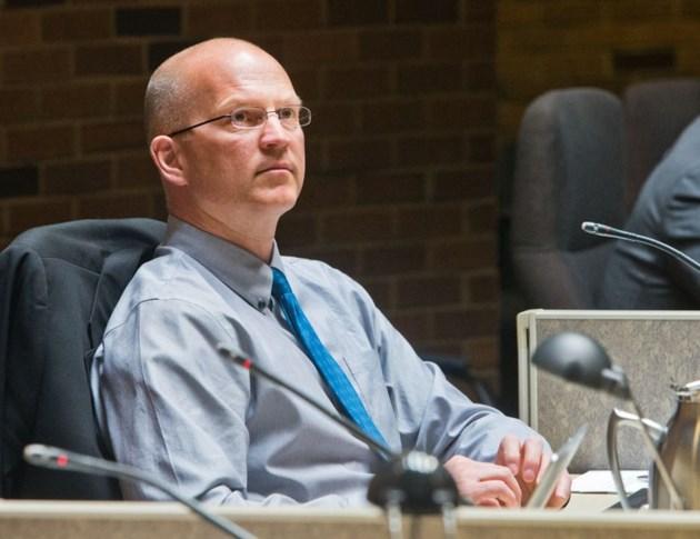 Chris Jardine is the interim city manager