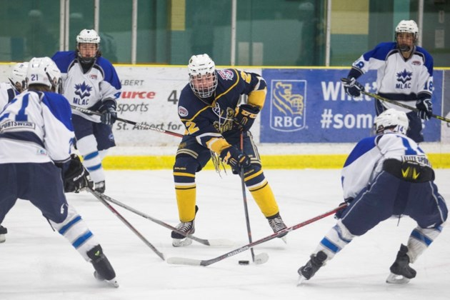 Alberta hockey league midget — pic 9